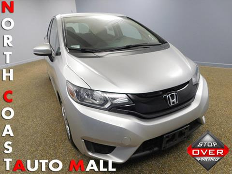2016 Honda Fit for sale in Bedford, OH