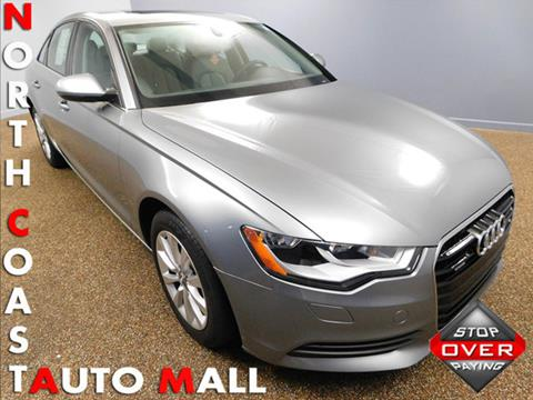 2014 Audi A6 for sale in Bedford, OH