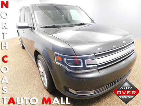 2017 Ford Flex for sale in Bedford, OH