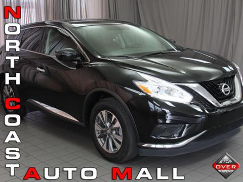 2016 Nissan Murano for sale in Bedford, OH