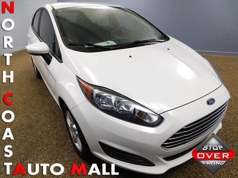 2017 Ford Fiesta for sale in Bedford, OH