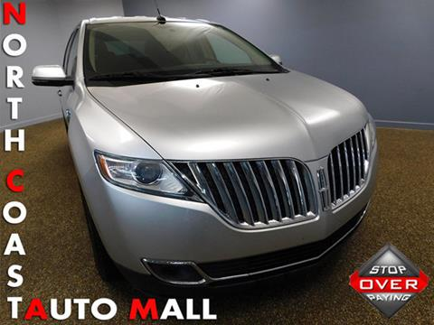 2015 Lincoln MKX for sale in Bedford, OH