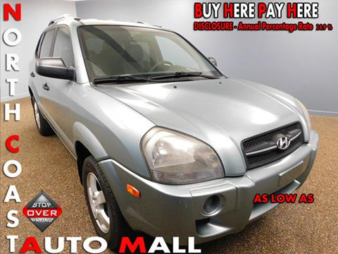 2007 Hyundai Tucson for sale in Bedford, OH