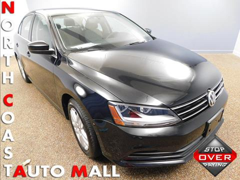 2017 Volkswagen Jetta for sale in Bedford, OH