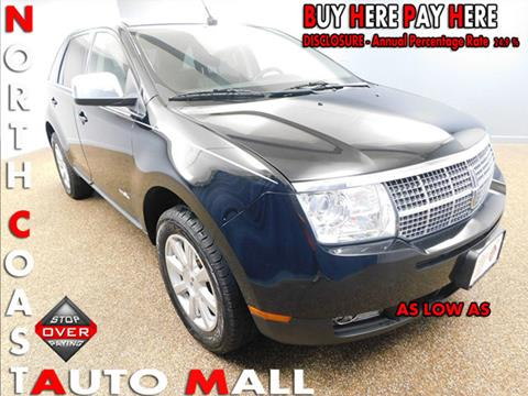 2007 Lincoln MKX for sale in Bedford, OH
