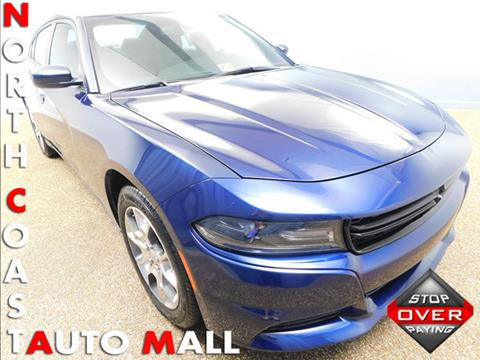 2017 Dodge Charger for sale in Bedford, OH