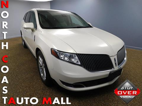 2014 Lincoln MKT for sale in Bedford, OH
