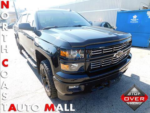 2015 Chevrolet Silverado 1500 for sale in Bedford, OH