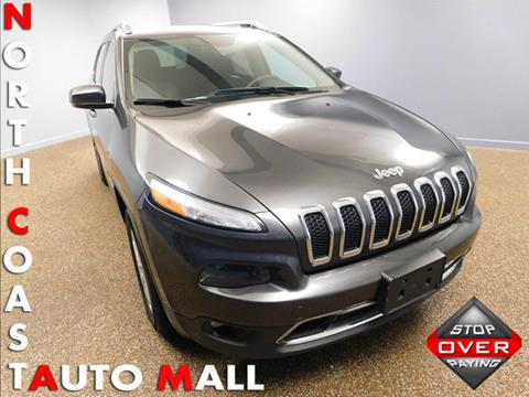2014 Jeep Cherokee for sale in Bedford, OH