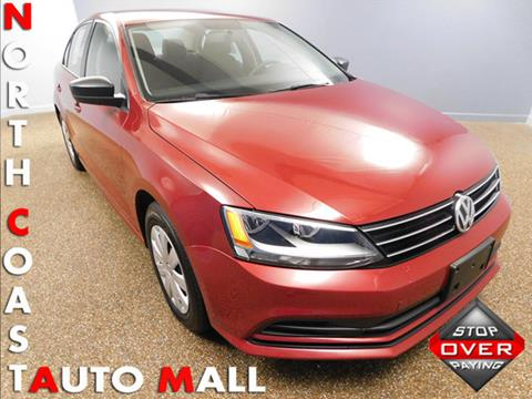 2016 Volkswagen Jetta for sale in Bedford, OH