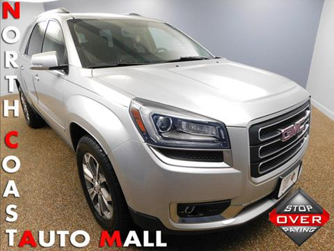 2014 GMC Acadia for sale in Bedford, OH