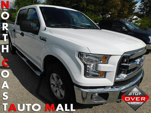 2016 Ford F-150 for sale in Bedford, OH