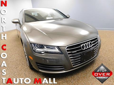 2014 Audi A7 for sale in Bedford, OH