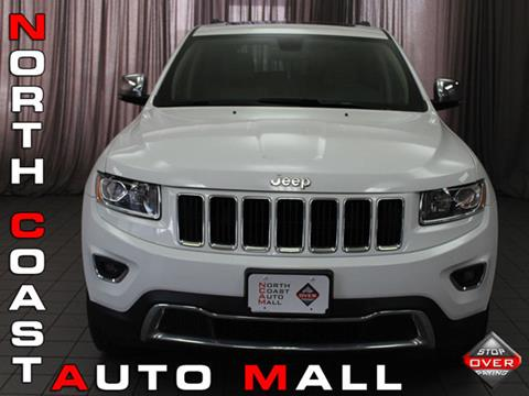 2014 Jeep Grand Cherokee for sale in Bedford, OH