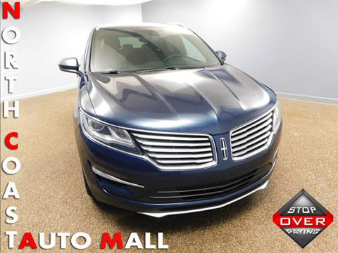 2015 Lincoln MKC for sale in Bedford, OH