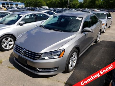 2013 Volkswagen Passat for sale in Bedford, OH