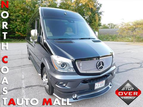 2016 Mercedes-Benz Sprinter Cab Chassis for sale in Bedford, OH