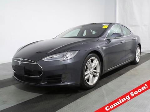 2015 Tesla Model S for sale in Bedford, OH