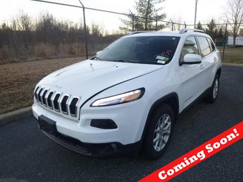 2016 Jeep Cherokee for sale in Bedford, OH