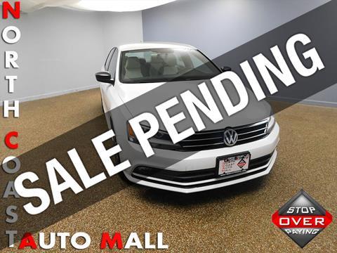 2016 Volkswagen Jetta for sale in Bedford, OH