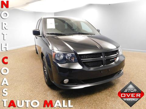 2018 Dodge Grand Caravan for sale in Bedford, OH