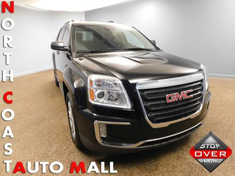 2017 GMC Terrain for sale in Bedford, OH