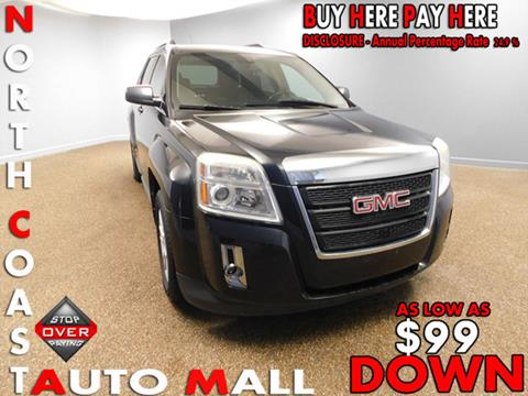 2011 GMC Terrain for sale in Bedford, OH