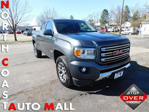 2015 GMC Canyon for sale in Bedford, OH