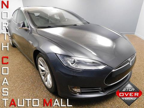 Used Tesla Model S For Sale >> Used Tesla Model S For Sale In Waupaca Wi Carsforsale Com