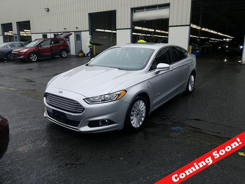 2016 Ford Fusion Energi for sale in Bedford, OH