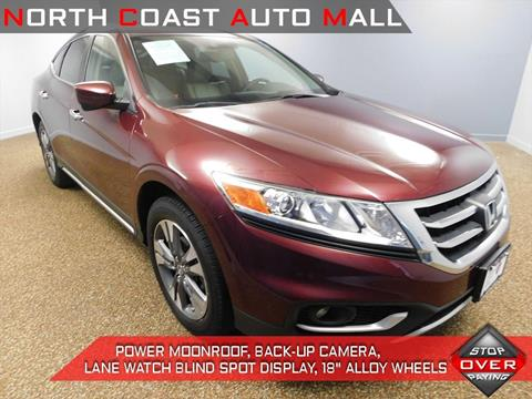 2014 Honda Crosstour for sale in Bedford, OH