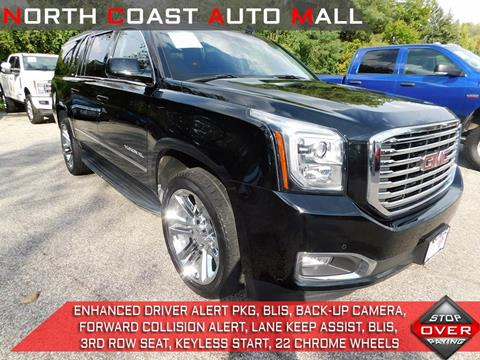2018 GMC Yukon XL for sale in Bedford, OH