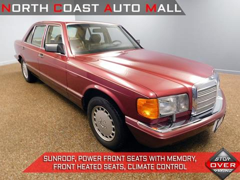1989 Mercedes-Benz 300-Class for sale in Bedford, OH
