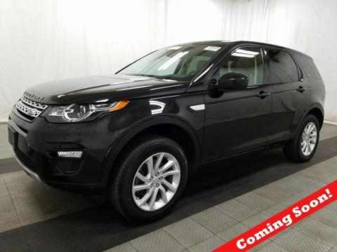 2016 Land Rover Discovery Sport for sale in Bedford, OH