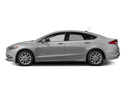 2018 Ford Fusion Hybrid for sale in Bedford, OH