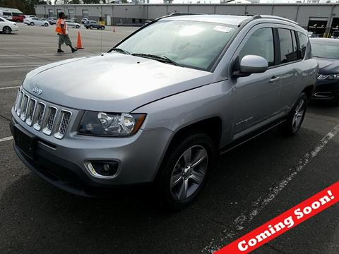 2016 Jeep Compass for sale in Bedford, OH