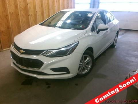 2017 Chevrolet Cruze for sale in Bedford, OH