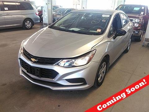 2018 Chevrolet Cruze for sale in Bedford, OH