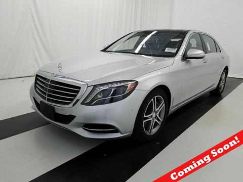 2016 Mercedes-Benz S-Class for sale in Bedford, OH