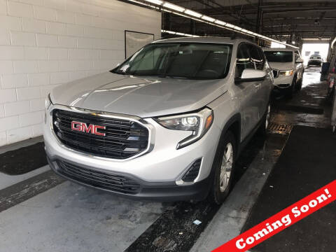 2018 GMC Terrain SLE for sale at North Coast Auto Mall in Bedford OH