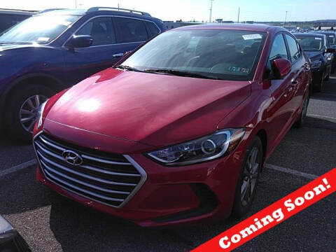 2017 Hyundai Elantra for sale at North Coast Auto Mall in Bedford OH