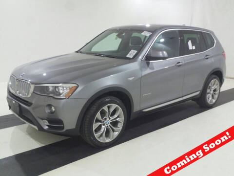 2017 BMW X3 xDrive28i for sale at North Coast Auto Mall in Bedford OH