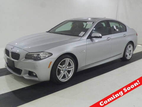 2016 BMW 5 Series 528i xDrive for sale at North Coast Auto Mall in Bedford OH