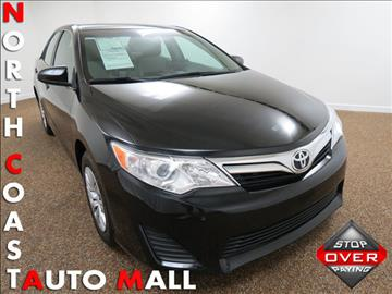 2013 Toyota Camry for sale in Bedford, OH