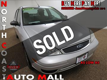 2006 Ford Focus for sale in Bedford, OH
