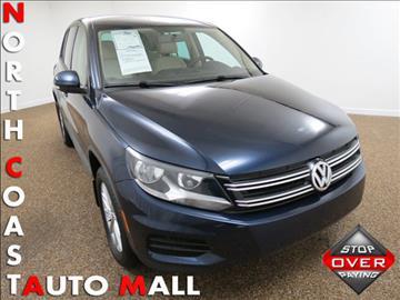 2014 Volkswagen Tiguan for sale in Bedford, OH
