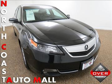 2013 Acura TL for sale in Bedford, OH