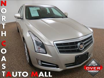 2013 Cadillac ATS for sale in Bedford, OH
