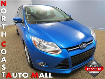 2012 Ford Focus for sale in Bedford, OH