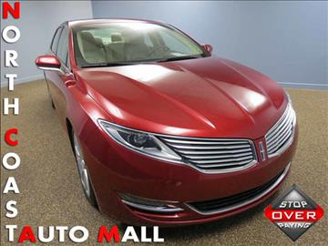 2014 Lincoln MKZ for sale in Bedford, OH
